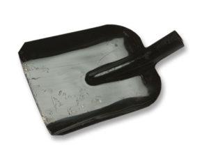 лопата совковая с ребрами жесткости
