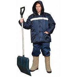 костюм зимний куртка с полукомбинезоном