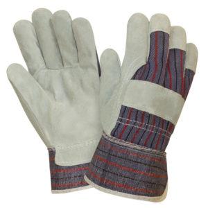 перчатки рабочие спилковые ТРАЛ