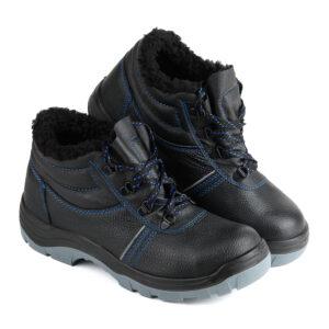 БОТ3163 Рабочие Ботинки «Стандарт» утепленные, ПУ, ПУ