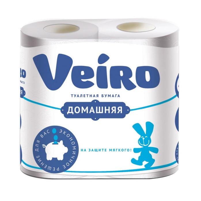 Бумага туалетная LINIA VEIRO
