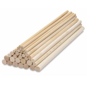 черенок для швабры деревянный