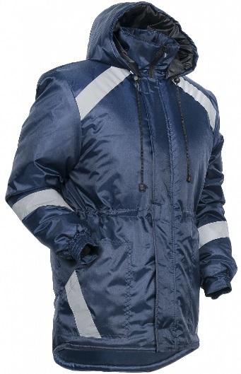 Рабочая утепленная куртка К3509
