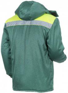 Куртка рабочая утепленная мужская К3512