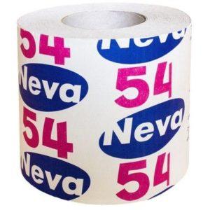 Бумага туалетная neva 70 гр