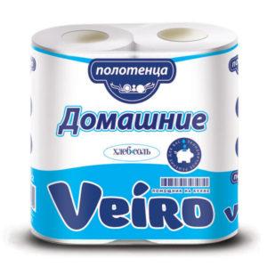 Полотенце бумажные линия виеро