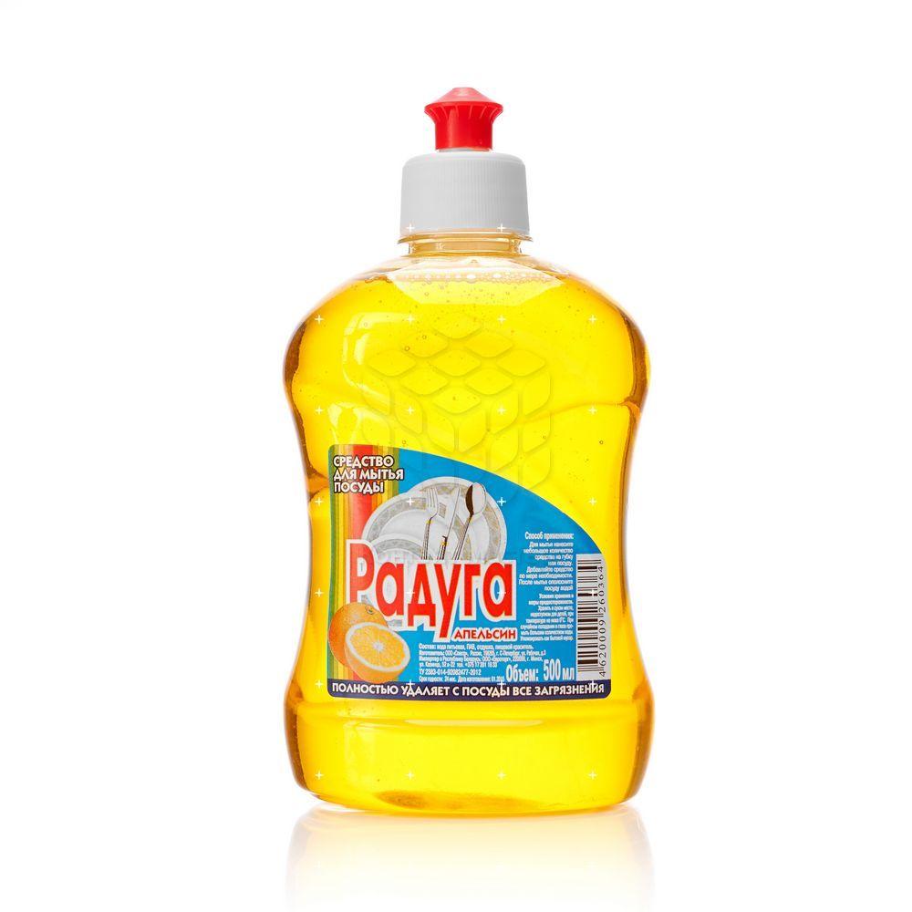 Мыло жидкое Радуга для посуды 500 мл