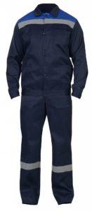 Купить рабочий летний костюм