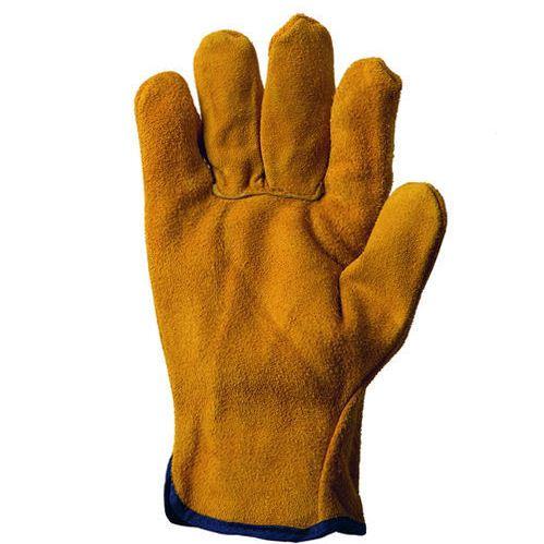 Перчатки утепленные цельноспилковые Драйвер